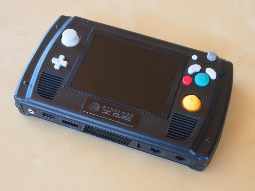 Portable Gamecube Rev 2 Just Some Stuff I Built